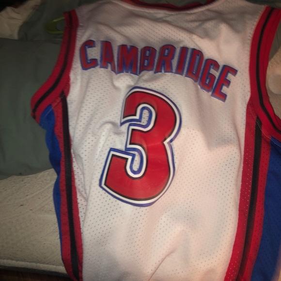 hot sale online 2b883 15ca6 Calvin Cambridge jersey
